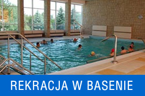 Rehabilitacja w basenie rekreacyjnym