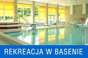 Rehabilitacja w basenie rekreacyjnym